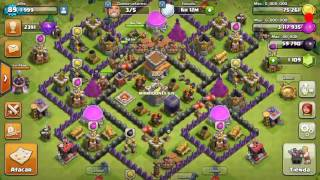 Clash of clans bug crear tropas rapido 2016