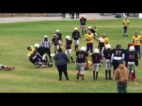 Championship Juniors Powhatan Chiefs vs Reid Ravens