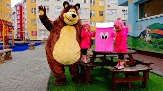 Ксюша и Арина и подарки КУКЛЫ Беби Бон Видео для детей