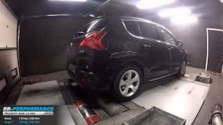 Reprogrammation Moteur Peugeot 3008 1.6 HDI 110hp @ 138hp par BR-Performance
