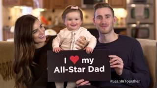 #LeanInTogether: NBA Stars On How Men Can Support the Women in Their Lives