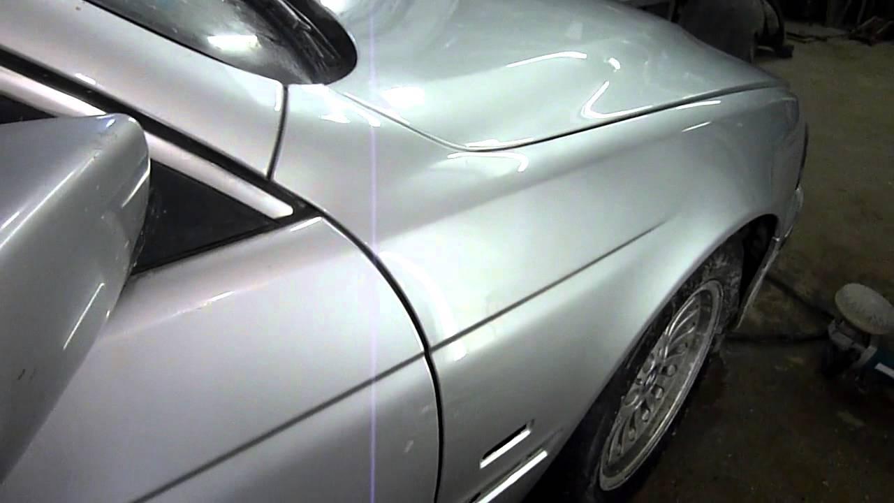 Покраска авто металликом с переходом своими руками фото 762