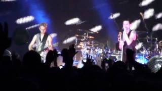 DEPECHE MODE / Miles Away / The Truth Is (HD) Киев