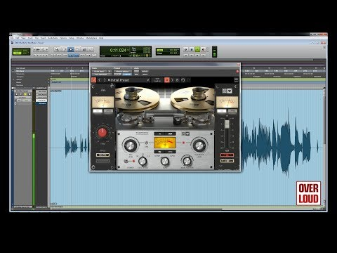 How to mix Vocals with Overloud Gems