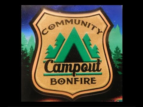 Community Bonfire Campout 2016