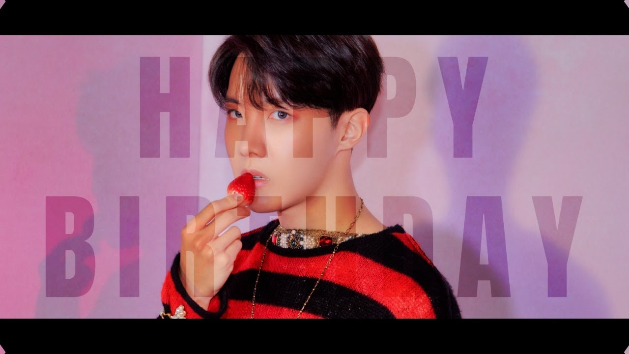 J Hope Birthday
