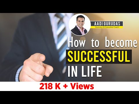 How to become Successful in Life (in Hindi) - Best motivational video ever (HINDI)