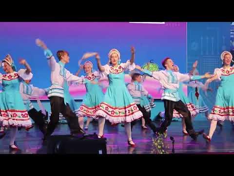 В танце русская душа