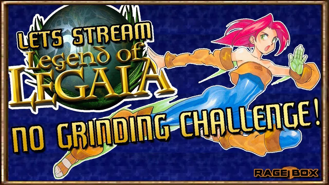 Let's Stream Legend Of Legaia! The NO GRINDING Challenge! #11