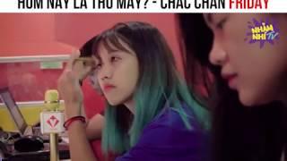 Nhảm Nhí TV | Thứ 6 (Rebecca Black - Friday parody)