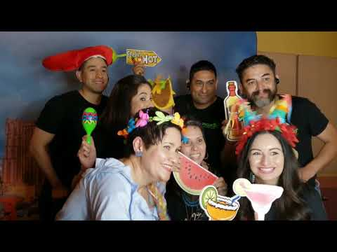 Party People Photobooth At Rosario's Mexican Cafe In San Antonio