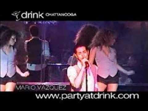 Mario Vazquez Live At DRINK