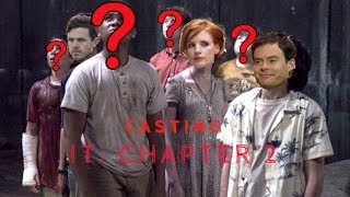 Casting IT: CHAPTER 2