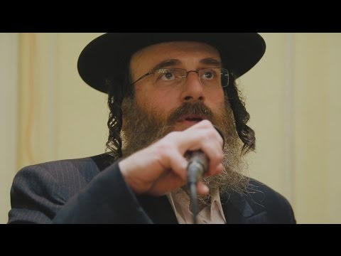 Isaac Honig Sings 'Kinderlach' Music by Yossi Eidlisz