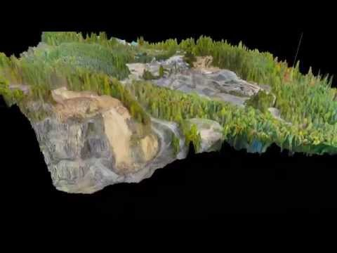 Future Aerial Drone Inspection Survey Mapping 3D Modelling