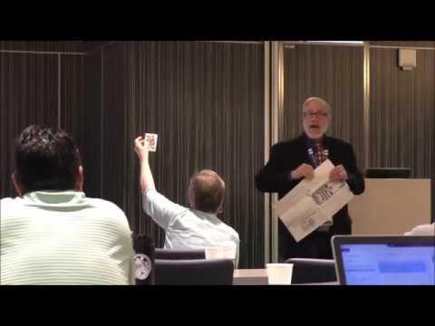 Cruise Ship Mentalism  2018 Presentation by Enigmatist Dr. David E. Goldman
