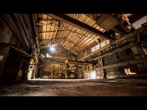 Exploring a Massive Abandoned Pipe Factory