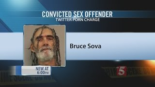 Sex Offender Arrested For Posting Child Porn