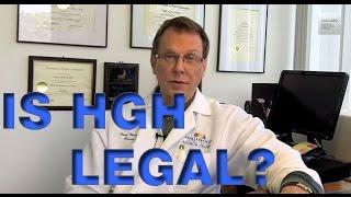 Is HGH Legal? | Dr. Alex Martin | MetroMD