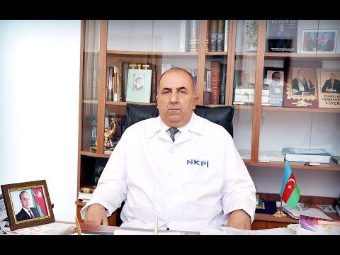 """""""Ömür yolu""""- akademik Vaqif Abbasov haqqında film - 2012 Mədəniyyət TV"""