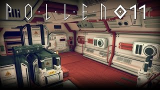 POLLEN [11] [Einsamkeit - alleine auf dem Saturnmond TITAN] [Let's Play Gameplay Deutsch German] thumbnail