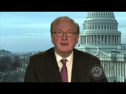 Sen. Jay Rockefeller Shades of Green