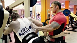 Я покажу как надо тренировать СПИНУ - Андрей Сорокин(, 2015-10-10T14:51:07.000Z)