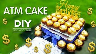 Money Cake ❤ 喷钱蛋糕   Mother's Day Cake 母亲节蛋糕