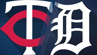 Astudillo, Gonsalves lead Twins to 8-2 win: 9/19/18