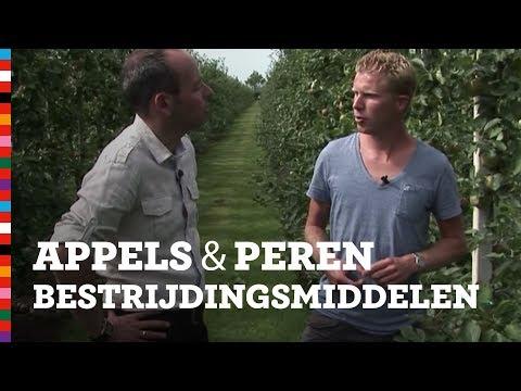 Alles over bestrijdingsmiddelen - appels & peren