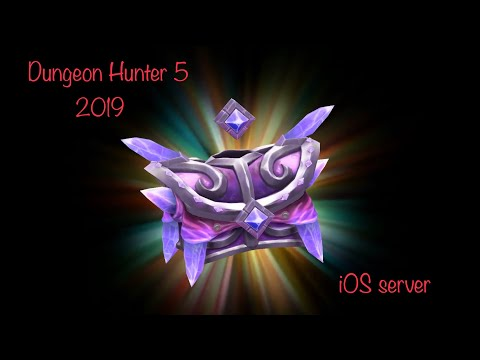 Dungeon Hunter 5 Random Chest Opening
