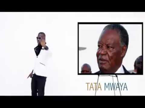 Peace Preacherz Tata Mwayaye Mr Michael Chilufya Sata.