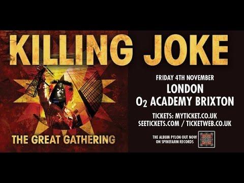 Killing Joke BRIXTON Dub 2016