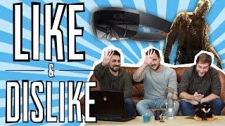 LIKE & DISLIKE: Windows 10, HoloLens, Dying Light, Club Nintendo...
