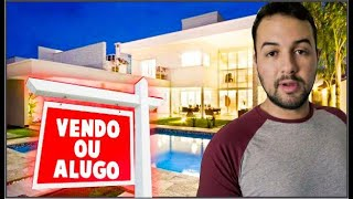 Ter casa de aluguel é um BOM investimento? 🤔