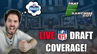 NFL Draft Day 2-3 LIVE Reactions Stream | Grades For EVERY Round 2 & 3 Pick