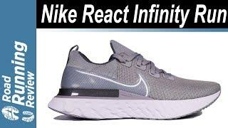 Nike React Infinity Run Review | La puesta a punto para competir con tus Vaporfly