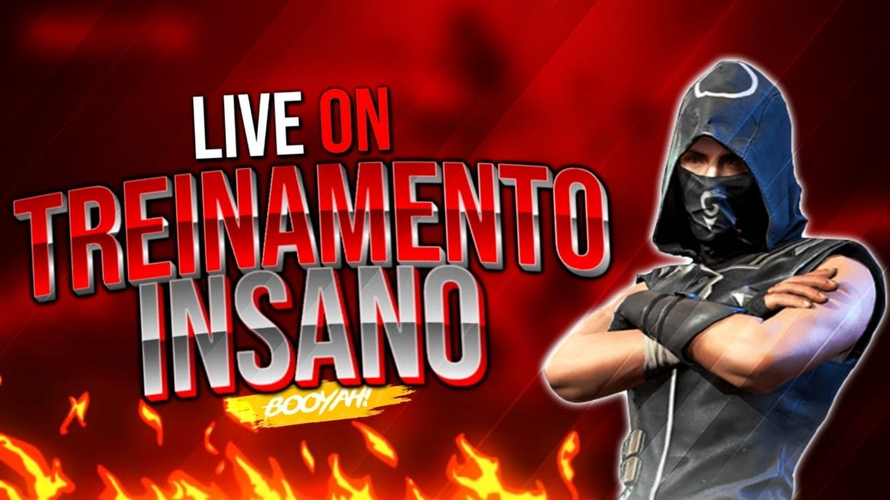 FREE FIRE - LIVE ON 🔥 DUO INSANO: BROTAAA - YouTube