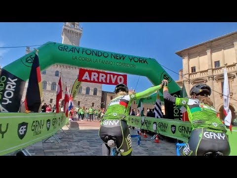 GFNY Italia 2019 - The Camp and Race by BFF