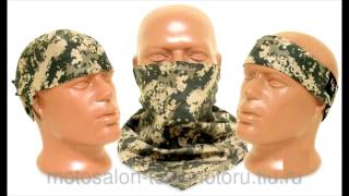 DIY:Балаклава с рисунком/Маска на лицо
