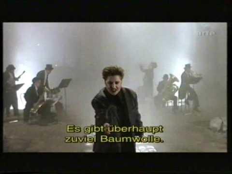 Hanns Eisler - Supply and Demand - Robyn Archer