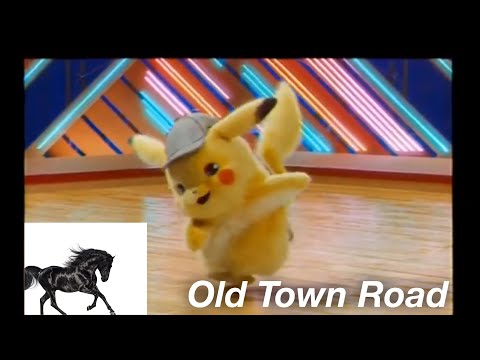 Pikachu Dances To Old Town Road