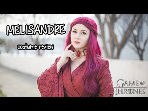 Melisandre ( Game Of Thrones ) Cosplay Review And Showcase - Cosall