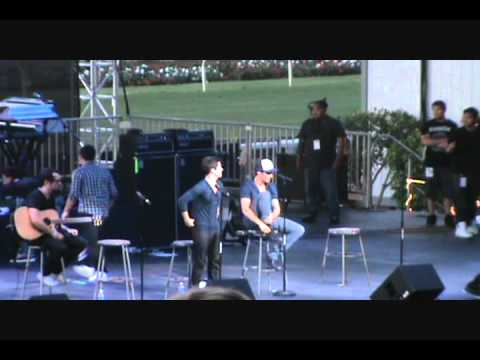 Big Time Rush at San Diego County Fair, July 1, 2011