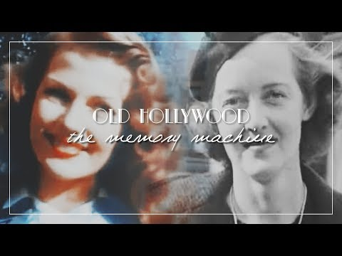 Old Hollywood | The Memory Machine
