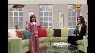 يوم جديد - الطفلة سجى السعودي وموهبة القاء الشعر