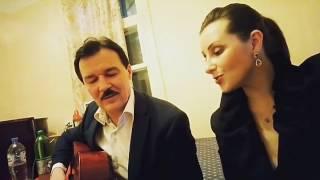 """Владимир Ваганов и Марина Дорэ (Мищенко) . - романс из к/ф """"Большая перемена"""""""