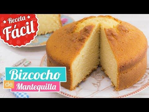 BUTTER CAKE   Easy Recipes   Quiero Cupcakes!
