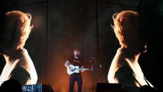 Ed Sheeran - I See Fire/Human (Live At Berlin 27/03/17)