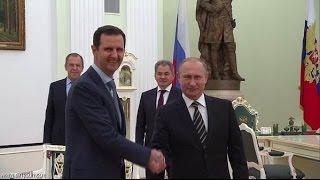 بند سري بين الأسد وبوتين يكشفه الروس للمرة الأولى
